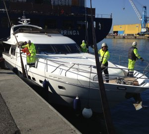 Princess 23M Motor Yacht ISABEL sold and completed
