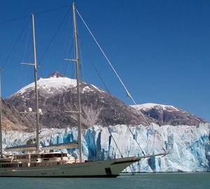 The top ten largest sailing yachts for charter