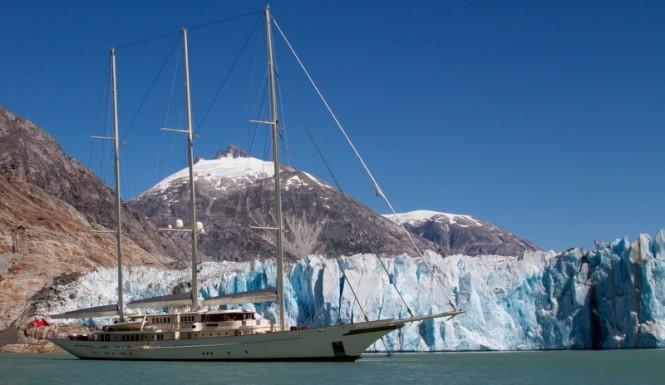 Sailing yacht Athena - Photo taken by Athena crew