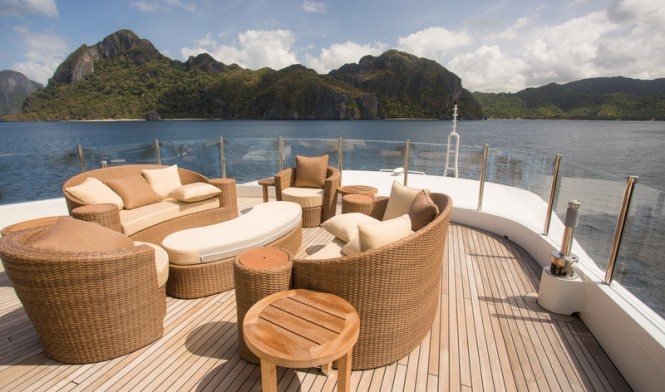 Super yacht Jade 959 - Exterior