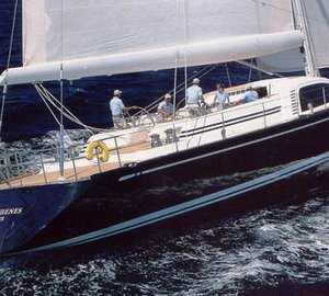 RSB Rigging Solutions work on entire Swan 112' superyacht fleet