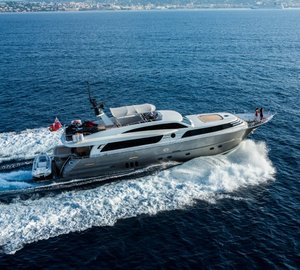 Wim van der Valk Continental Yachts nominated for IY&A Award 2015 with motor yacht THE NEXT EPISODE
