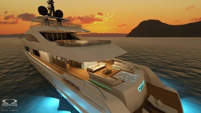 Yara 48 yacht concept