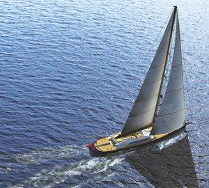 Works on new 155' Superyacht TROY progressing well at Esenyacht
