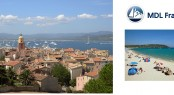 A beautiful French Riviera yacht vacation destination - St Tropez