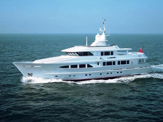 ALUMERCIA Yacht - coutesy of Vripack