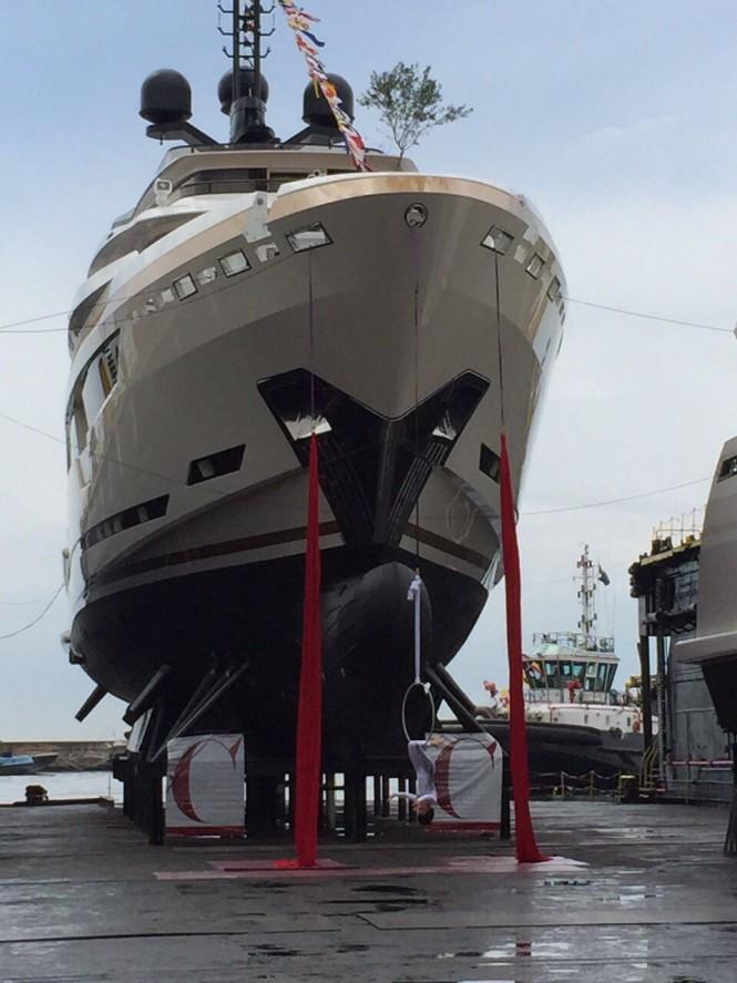 Columbus Super Yacht Classic 57m