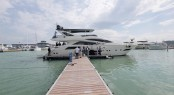 Dominator 800 superyacht Hull no. 2 just launched