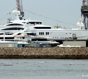 New 63m Motor Yacht ROMANTIC (FB265) by Benetti