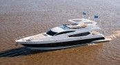 First Segue 26M superyacht designed by Corgo Yacht Design