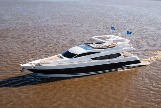 First Segue 26M superyacht designed by Corgo Yacht Design