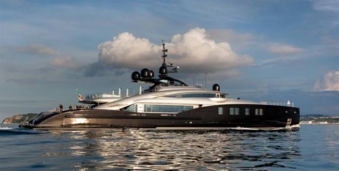 ISA 66M Granturismo super yacht OKTO
