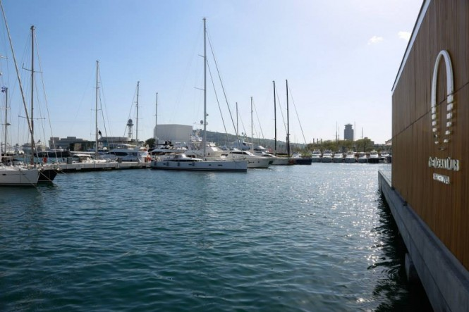 Inaugural Barcelona Yacht Rendezvous hosted by Marina Port Vell