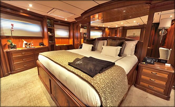 Luxury Yacht VIVIERAE - Photo credit to Destry Darr Designs