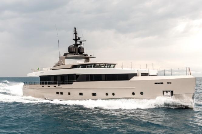Luxury motor yacht NONO