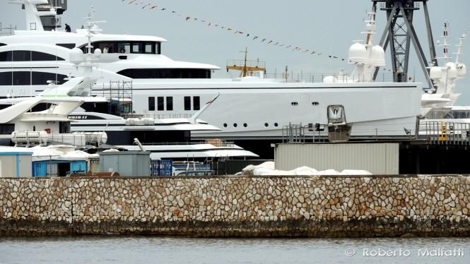 Luxury motor yacht Romantic - Photo by Roberto Malfatti