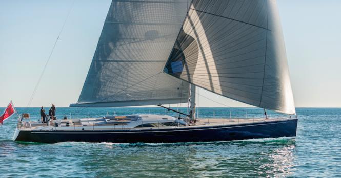 Luxury yacht Farfalla by Southern Wind - Photo by Alain Proust