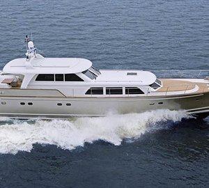 Sale of Lovely Mulder 73 Wheelhouse Luxury Yacht FLOAT
