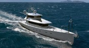 New 40m superyacht FPB 130 design unveiled by Steve Dashew