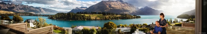 Queenstown - Photo by Chris Sisarich - Image courtesy of Tourism New Zealand