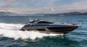 RIVA Superyacht Domino Super underway