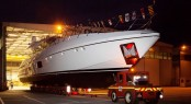 Second Mangusta 110 Yacht Transport