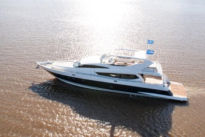 Segue 26M motor yacht Hull no. 1