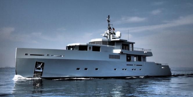 Tansu superyacht So'Mar