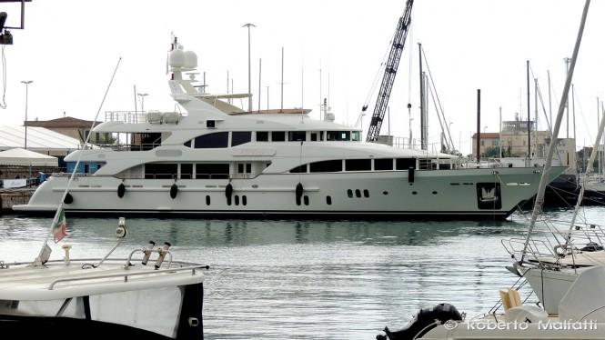 VICA Yacht - Photo by Roberto Malfatti