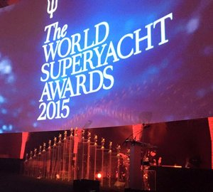 A huge success of Feadship Motor Yacht COMO at World Superyacht Awards 2015