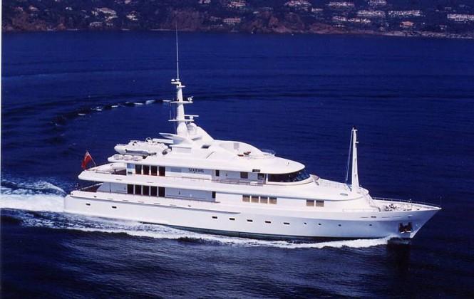 Yacht AMORE MIO 2 (ex SEA JEWEL)