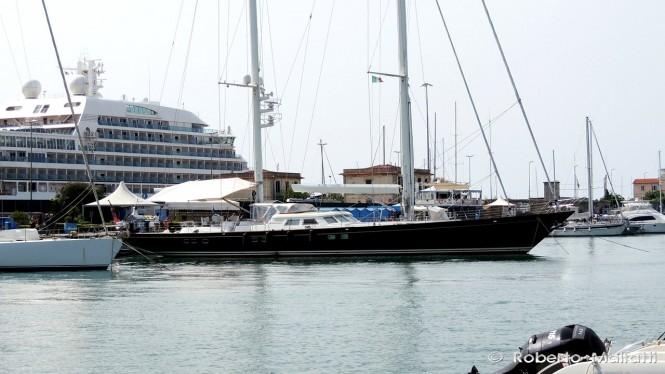 Yanneke Too Yacht - Photo by Roberto Malfatti