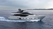 New Sanlorenzo super yacht SL86