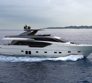 New Sanlorenzo Motor Yacht SL86 to make World Premiere at Cannes Yachting Festival 2015