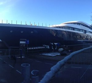 Strong Order Book for Superyacht Builder FEADSHIP in 2015