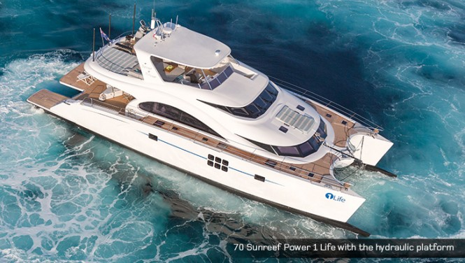 70 Sunreef Power Yacht 1 Life