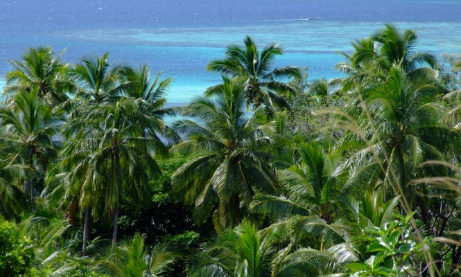 A breath-taking South Pacific yacht holiday location - Fiji
