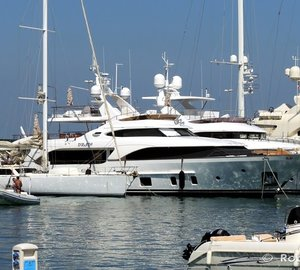 Superb Benetti Tradition 105 Motor Yacht ORSO 3 in Italy