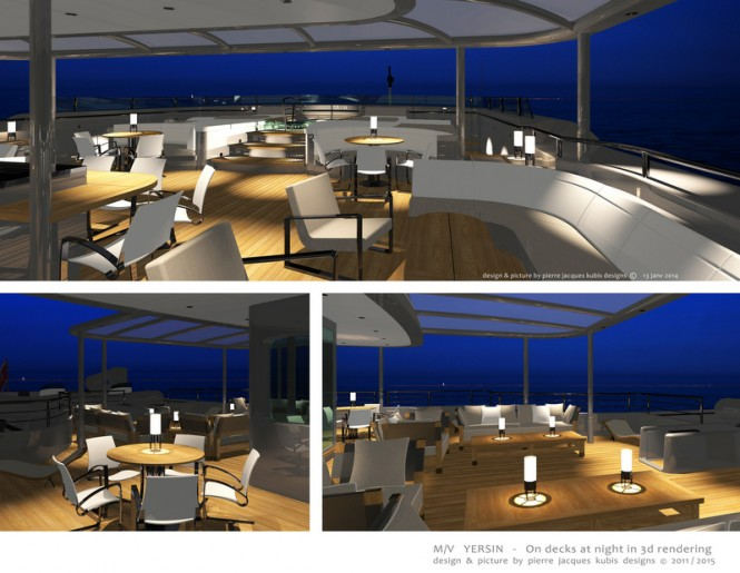 Expedition yacht YERSIN - Exterior