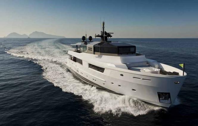 First Arcadia 115 Motor Yacht M Ocean