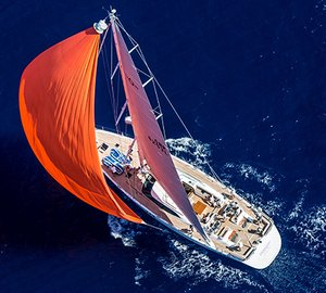 A Great Success of Humphreys-designed Oyster 825 Yacht MAEGAN at Superyacht Cup Palma 2015