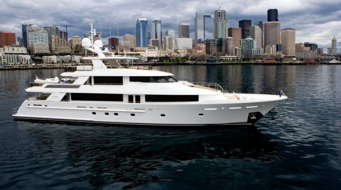 Luxury motor yacht FAR NIENTE
