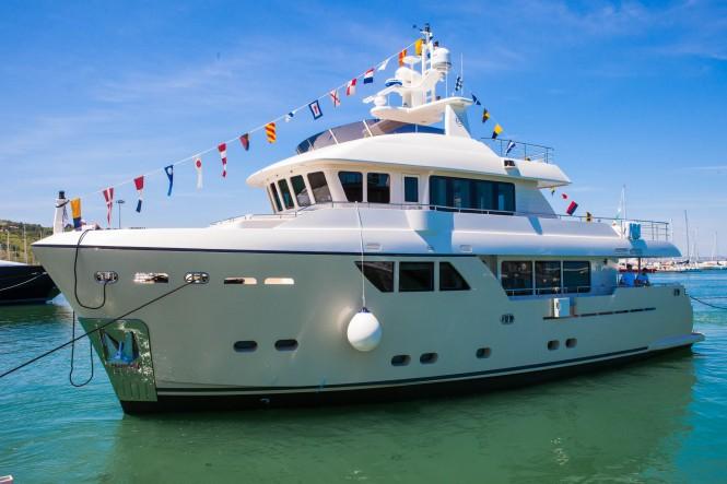 Luxury motor yacht STELLA DEL NORD