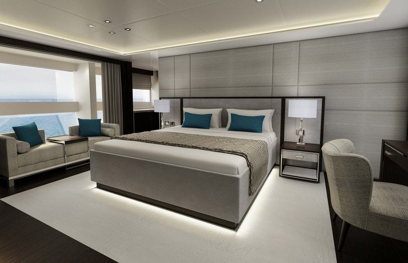 Luxury Yacht 39 116 Yacht 39 Master Suite Yacht Charter Superyacht News