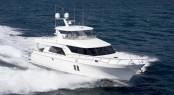 Luxury yacht Ocean Alexander 72 Pilothouse