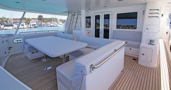Luxury yacht SWEET HOPE 2 - Exterior