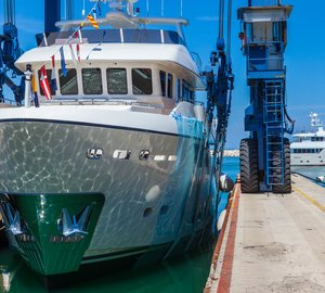 New Darwin Class 86' Explorer Yacht STELLA DEL NORD by CdM launched