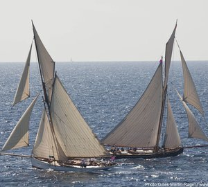 Les Voiles de Saint-Tropez 2015 to host the world's most beautiful yachts from September 26 to October 4