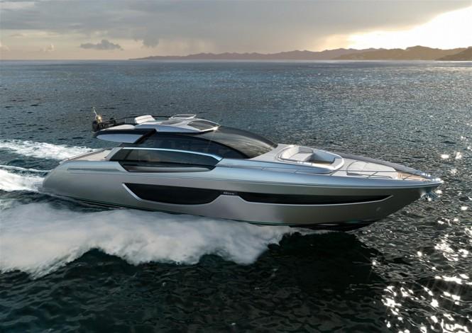 RIVA 76 Coupé Yacht