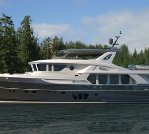 First Selene Explorer 92 Yacht Launched